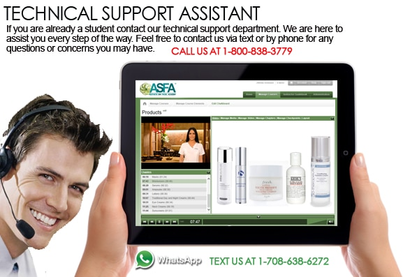 Customer Services | 1-800-838-3779 | The Aesthetic Spa Facial ...